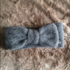 New, wool/angora headband